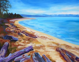 Curve of the Beach - SOLD
