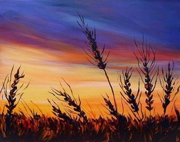 Grains of Hope - SOLD