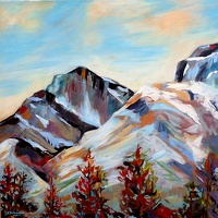 Alpine Tapestry - SOLD