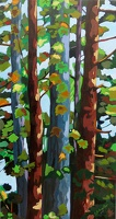 Fall Forest - SOLD