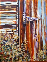 Barn Door - SOLD