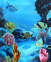 My Underwater Adventures - SOLD