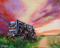 Echoes of the Past - SOLD